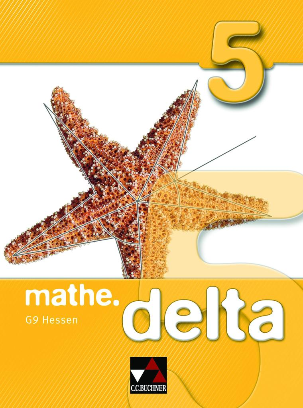 mathe.delta 5 Hessen (G9) als Buch (gebunden)