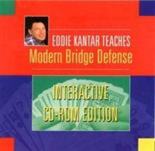 Eddie Kantar Teaches Modern Bridge Defense als Buch