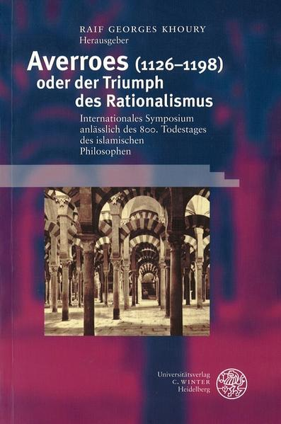 Averroes (1126-1198) oder der Triumph des Rationalismus als Buch (kartoniert)