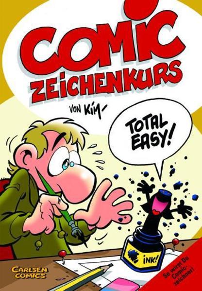 Comiczeichenkurs als Buch (kartoniert)