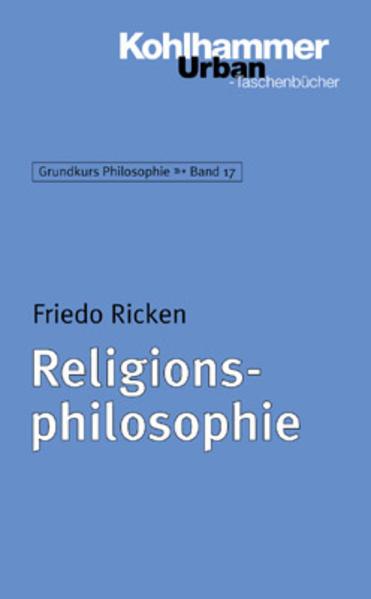 Religionsphilosophie als Taschenbuch