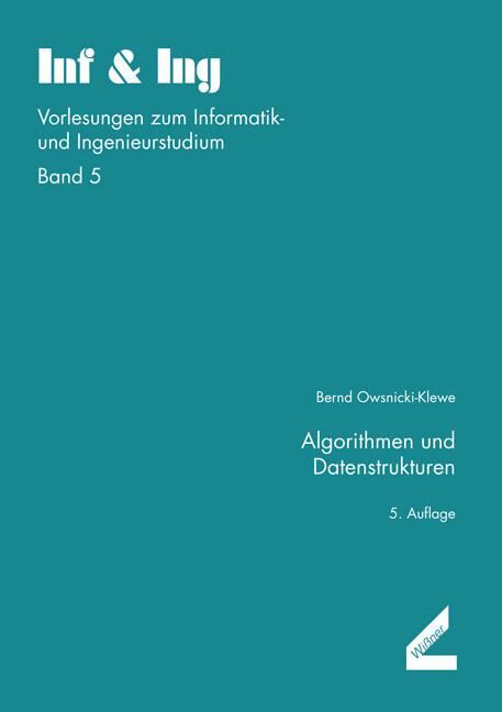Algorithmen und Datenstrukturen als Buch (kartoniert)