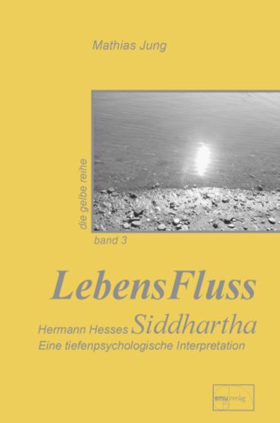 LebensFluss - Hermann Hesses Siddhartha als Buch (gebunden)