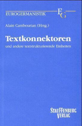 Textkonnektoren als Buch (kartoniert)