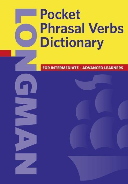 Longman Pocket Phrasal Verbs Dictionary Cased als Buch (gebunden)