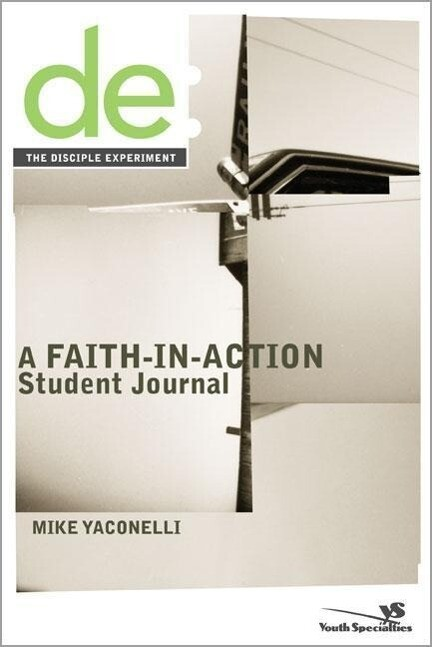 The Disciple Experiment Student Journal als Taschenbuch