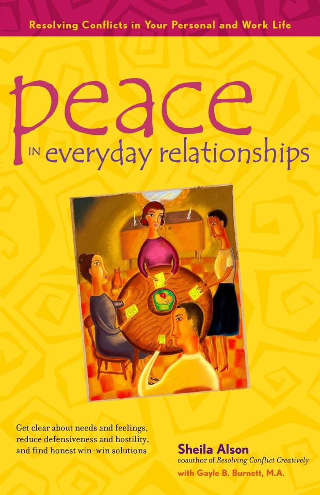 Peace in Everyday Relationships als Taschenbuch