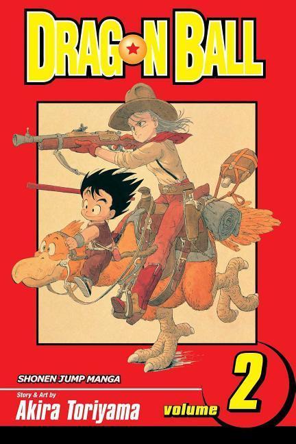 Dragon Ball, Vol. 2 als Taschenbuch