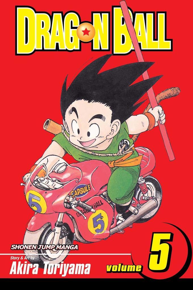 Dragon Ball, Vol. 5 als Taschenbuch