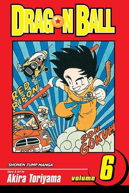 Dragon Ball, Vol. 6 als Taschenbuch