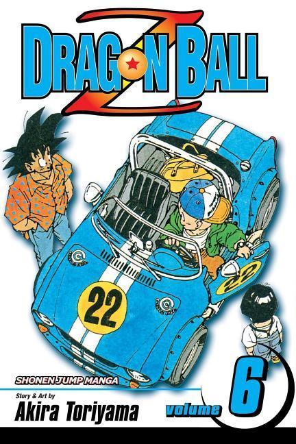 Dragon Ball Z, Vol. 6 als Taschenbuch
