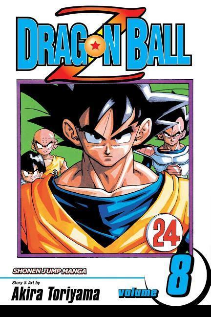 Dragon Ball Z, Vol. 8 als Taschenbuch