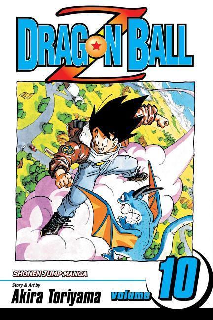 Dragon Ball Z, Vol. 10 als Taschenbuch