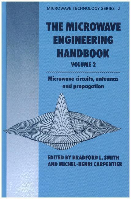 Microwave Engineering Handbook Volume 2 als Buch (gebunden)