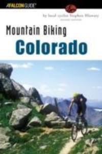 Mountain Biking Colorado als Taschenbuch