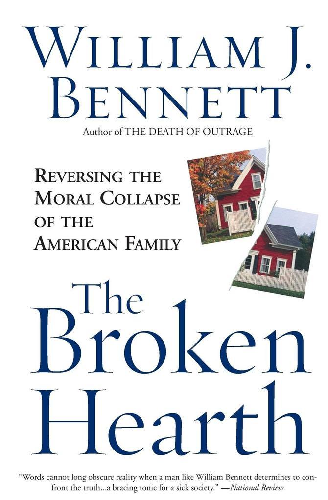 The Broken Hearth als Taschenbuch