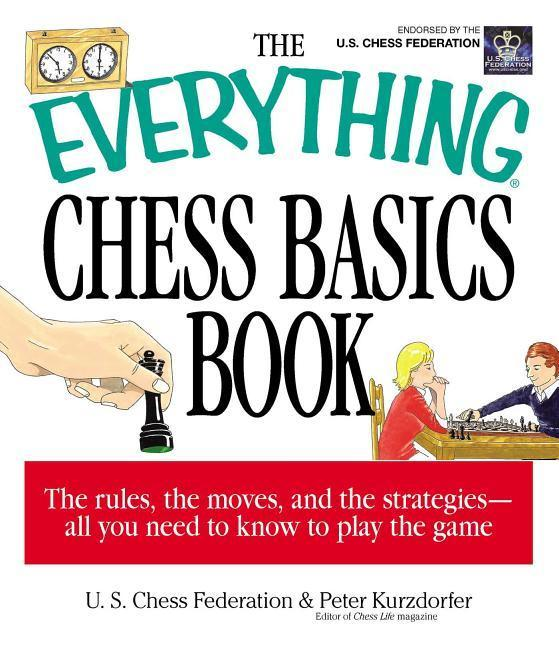 The Everything Chess Basics Book als Taschenbuch