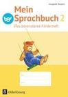 Mein Sprachbuch 2. Jahrgangsstufe B NEU Bayern. Das bärenstarke Förderheft