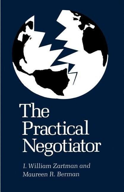 The Practical Negotiator als Taschenbuch