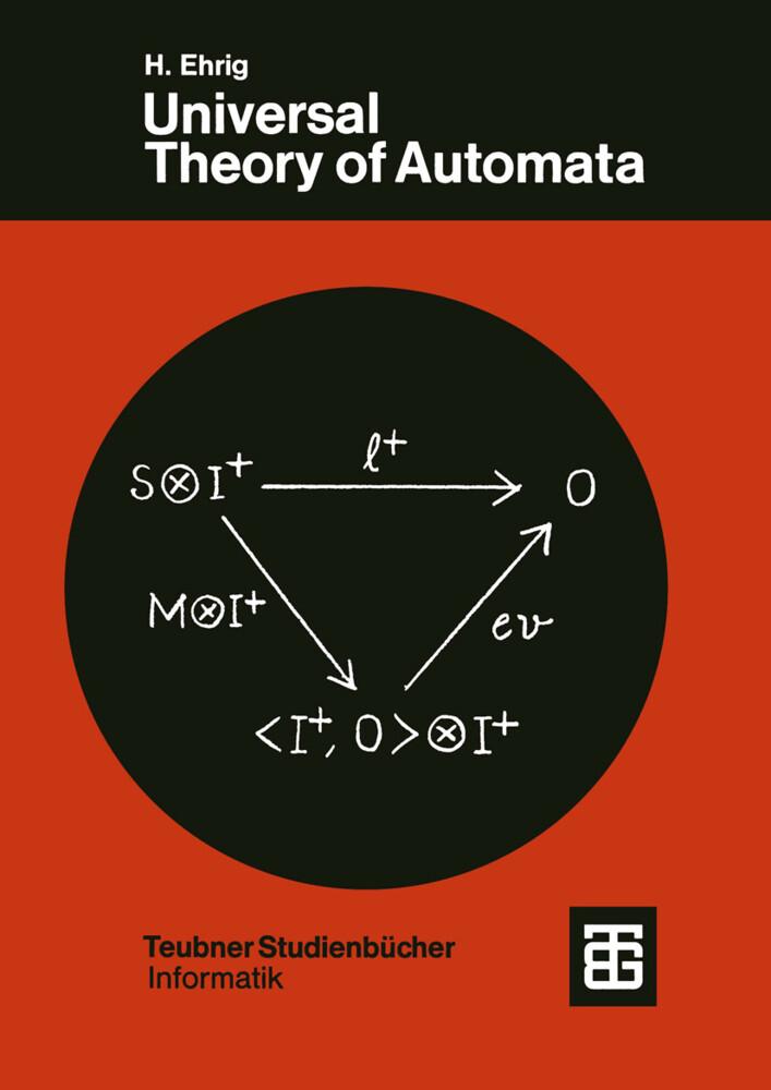 Universal Theory of Automata als Buch (kartoniert)