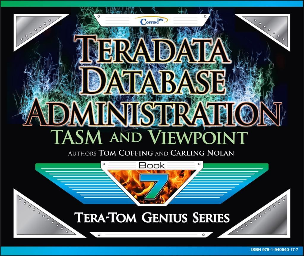 Teradata Database Administration - TASM and Viewpoint als eBook epub