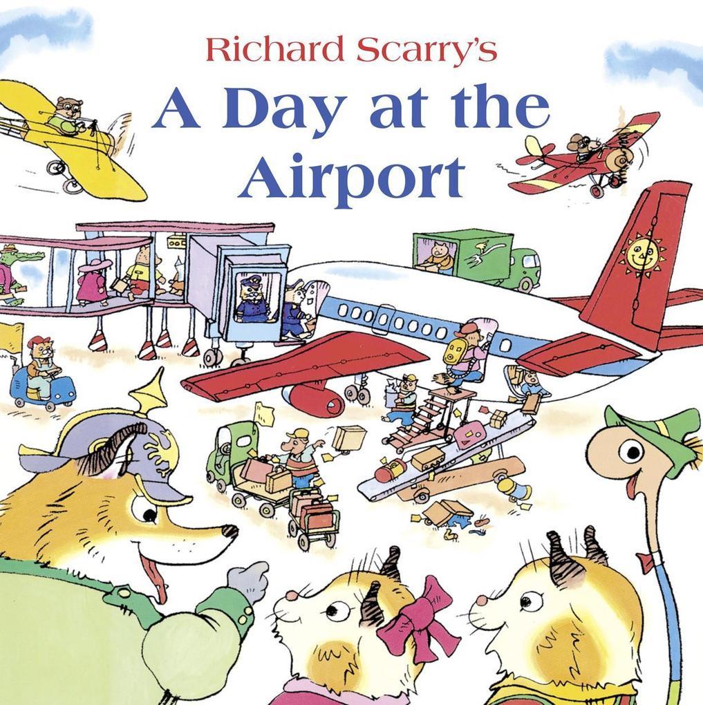 A Day at the Airport als Taschenbuch