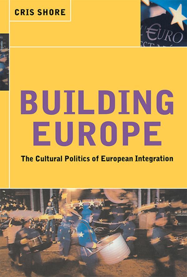Building Europe als eBook pdf