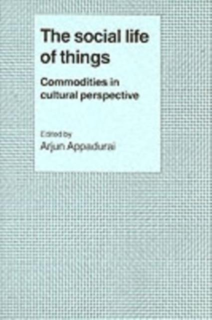 Social Life of Things als eBook pdf