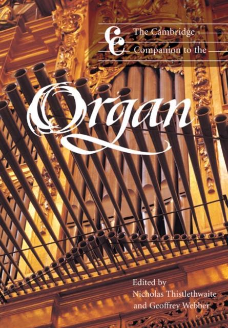 Cambridge Companion to the Organ als eBook pdf