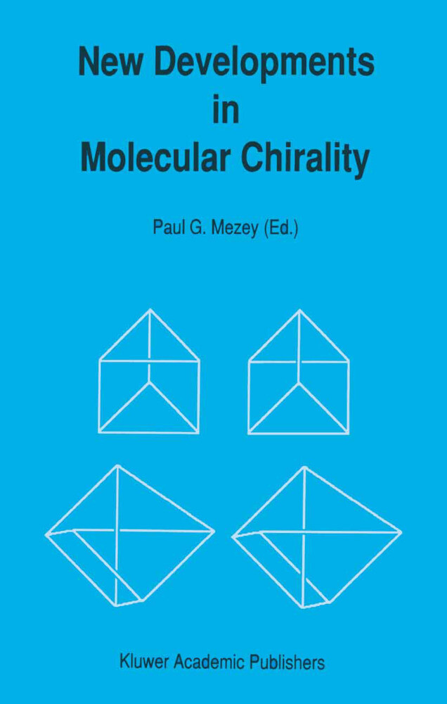 New Developments in Molecular Chirality als Buch (gebunden)