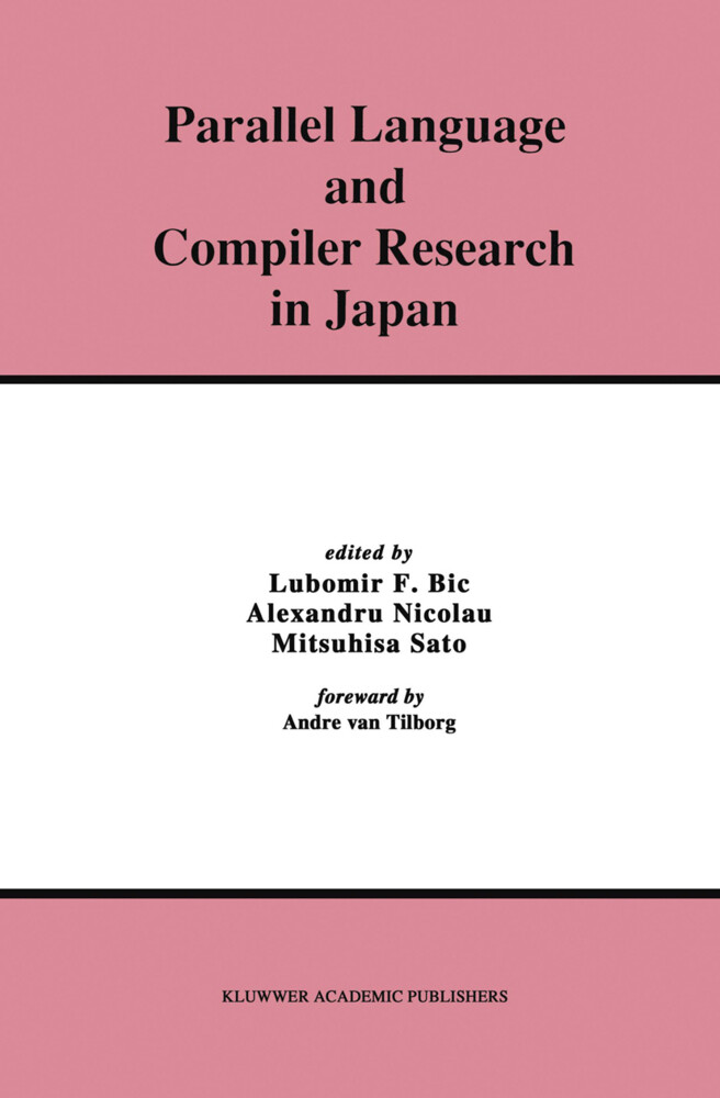 Parallel Language and Compiler Research in Japan als Buch (gebunden)