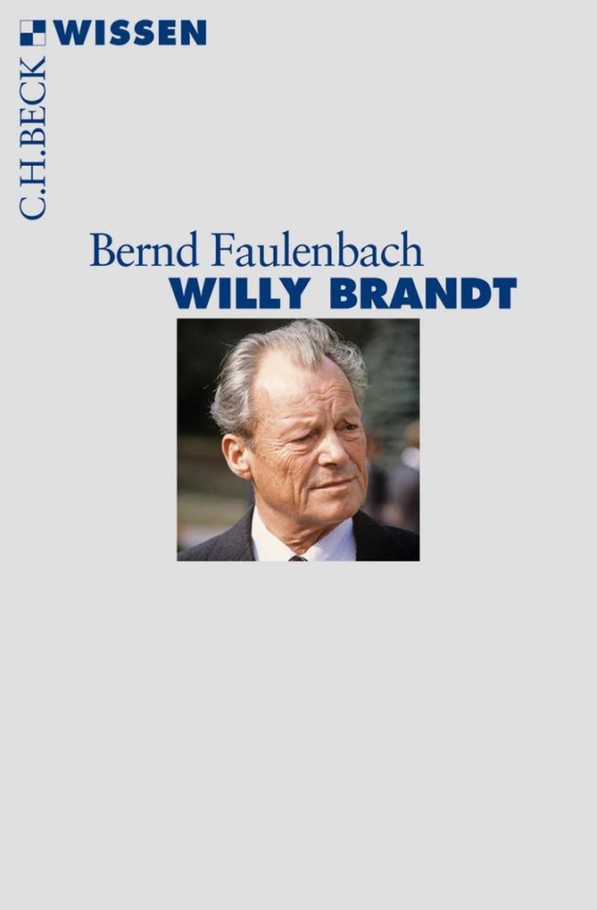 Willy Brandt als eBook epub