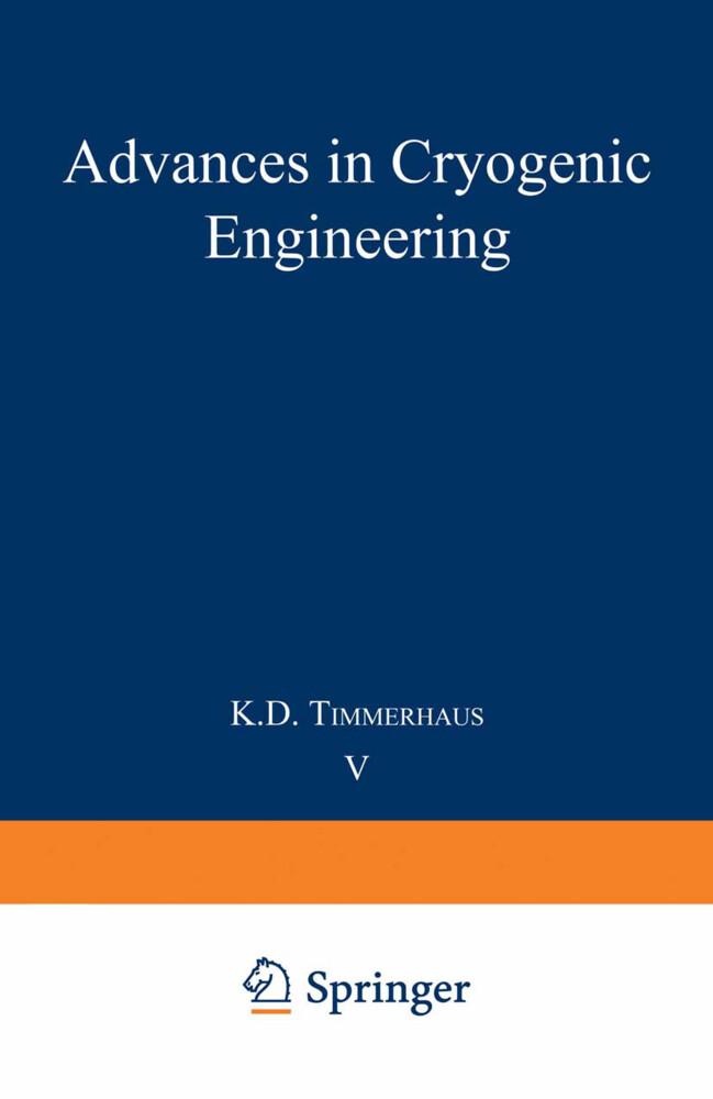 Advances in Cryogenic Engineering als Buch (kartoniert)