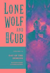 Lone Wolf and Cub Volume 14: Day of the Demons als Taschenbuch