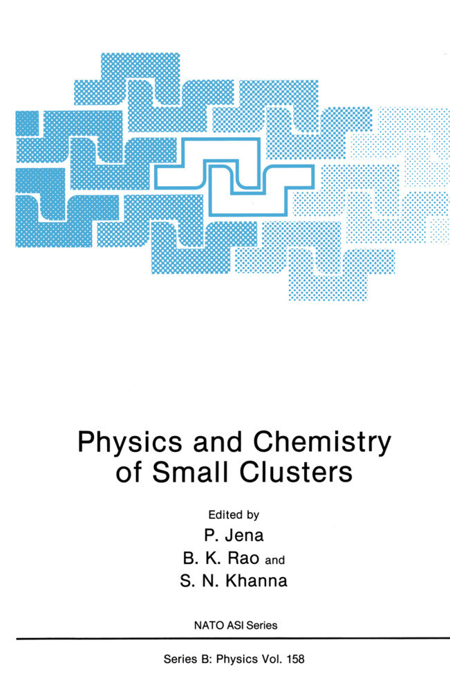 Physics and Chemistry of Small Clusters als Buch (kartoniert)