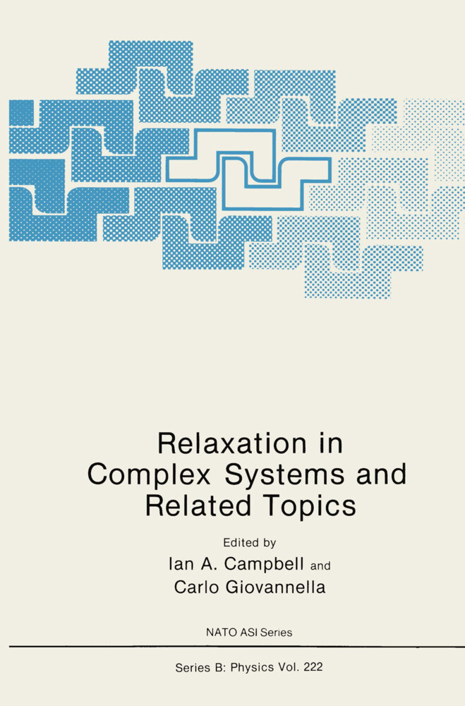 Relaxation in Complex Systems and Related Topics als Buch (kartoniert)
