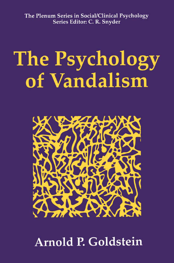 The Psychology of Vandalism als Buch (kartoniert)