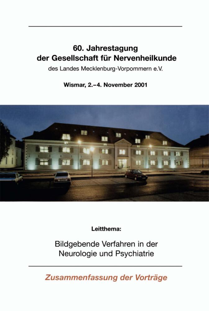 Bildgebende Verfahren in der Neurologie und Psychiatrie als Buch (kartoniert)