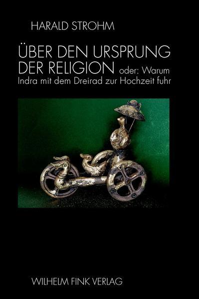 Über den Ursprung der Religion als Buch (kartoniert)