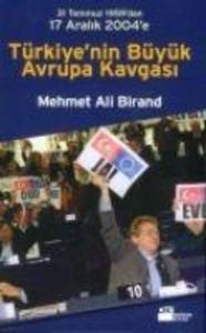 Türkiyenin Büyük Avrupa Kavgasi als Taschenbuch
