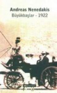 Büyükbaslar-1922 als Taschenbuch