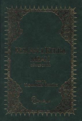 Kur'an-i Kerim Meali als Buch (gebunden)