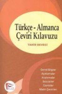 Türkce Almanca Ceviri Kilavuzu als Taschenbuch