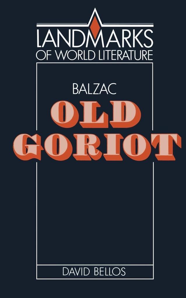 Balzac als Buch (kartoniert)