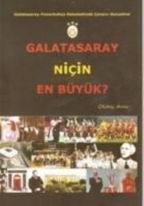 Galatasaray Nicin En Büyük als Taschenbuch