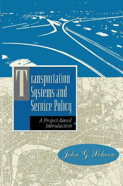 Transportation Systems and Service Policy als Buch (kartoniert)