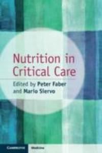 Nutrition in Critical Care als Taschenbuch