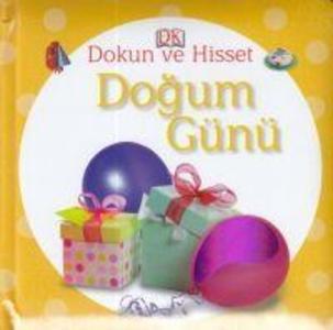 Dokun ve Hisset Dogum Günü als Taschenbuch