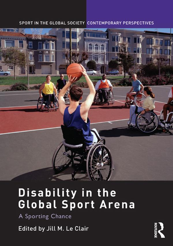 Disability in the Global Sport Arena als eBook epub