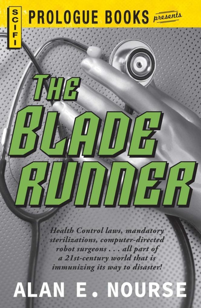 The Bladerunner als eBook epub